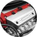 Engine & Valve Covers